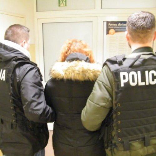 ZŁODZIEJE SKLEPOWI W POLICYJNYM ARESZCIE
