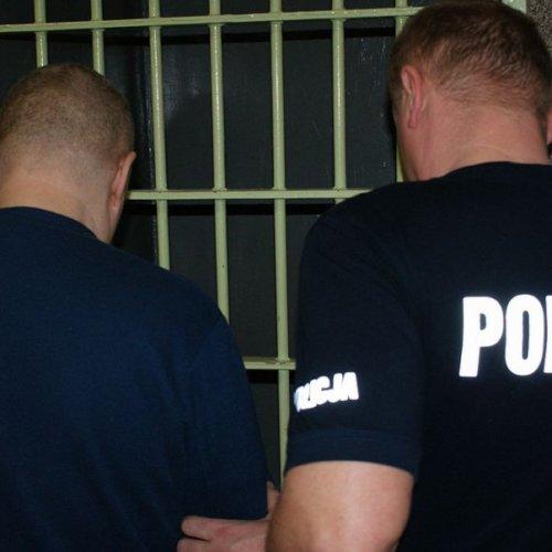 """POLICJANCI ZATRZYMALI GANGSTERA O PS. """"OŁAWA"""""""