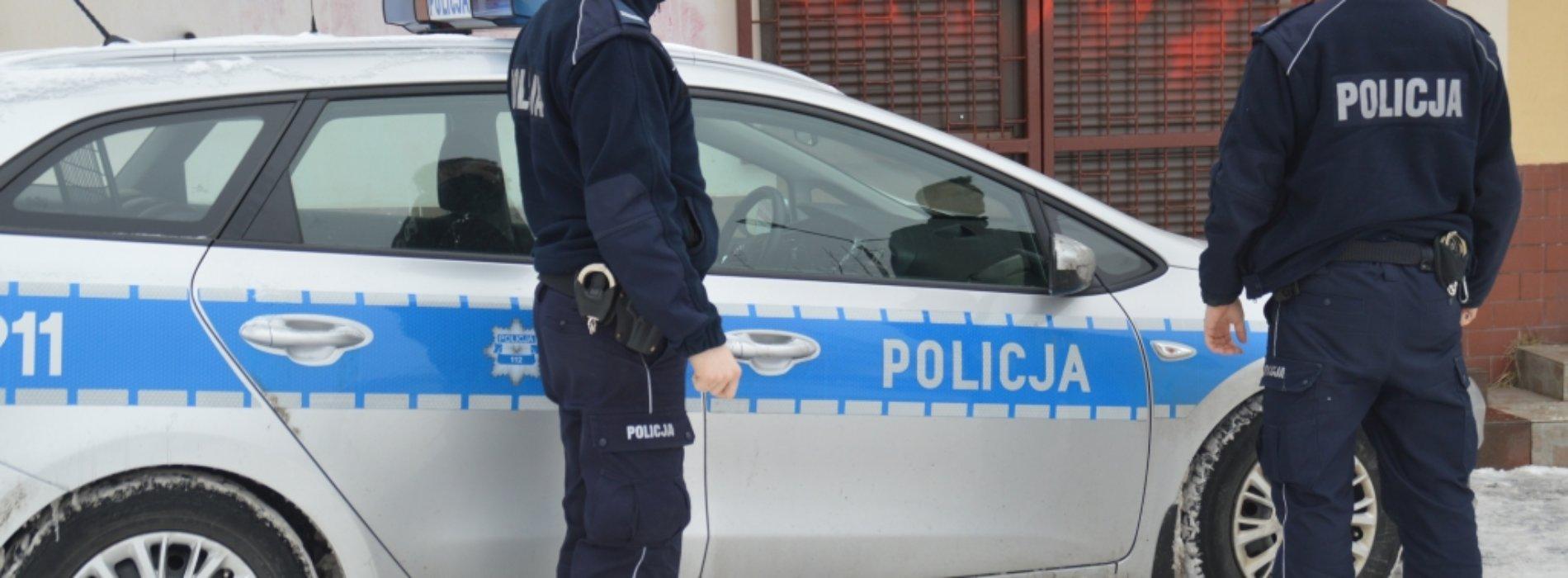 POLICJANCI URATOWALI ŻYCIE 19-LATKOWI, KTÓRY CHCIAŁ POPEŁNIĆ SAMOBÓJSTWO