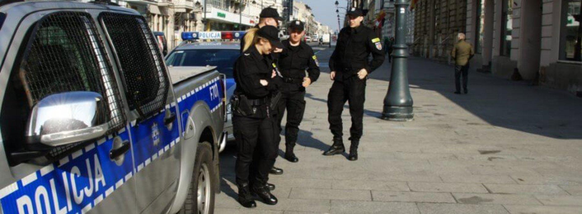ŁÓDZCY POLICJANCI SPOKREWNIENI SŁUŻBĄ