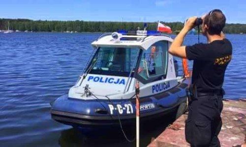 POLICJANCI RATOWALI 27 – LATKA