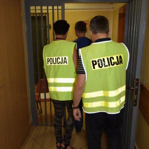 ZAKOŃCZYLI SYLWESTRA W POLICYJNYM ARESZCIE