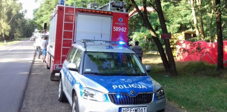 ŚMIERTELNE OFIARY WYPADKÓW – POLICJANCI APELUJĄ O OSTROŻNOŚĆ